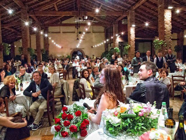 Il matrimonio di Alvise e Elisa a Savignano sul Panaro, Modena 105