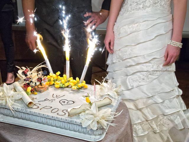 Il matrimonio di Alvise e Elisa a Savignano sul Panaro, Modena 107