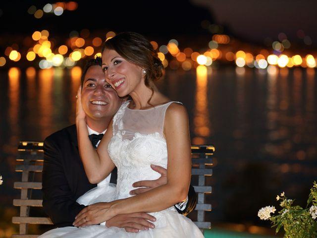 le nozze di Roberta e Gerardo