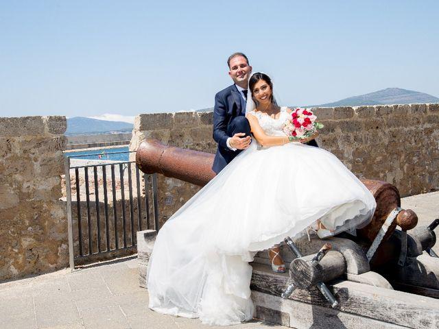 Il matrimonio di Angelo e Chiara a Alghero, Sassari 1
