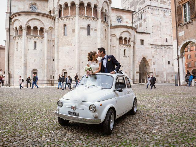 Il matrimonio di Stefano e Valentina a Modena, Modena 13