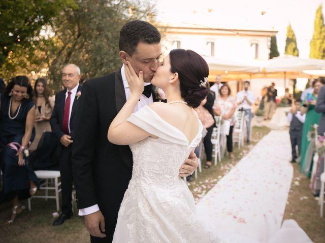 Il matrimonio di Michele e Sofia a Cesenatico, Forlì-Cesena 44