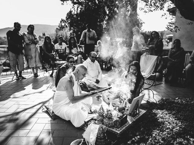 Il matrimonio di Sanjay e Trusha a Firenze, Firenze 4