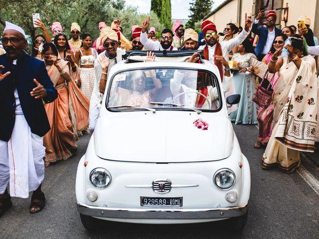 Il matrimonio di Sanjay e Trusha a Firenze, Firenze 15