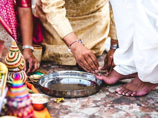 Il matrimonio di Sanjay e Trusha a Firenze, Firenze 18