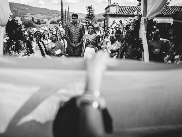 Il matrimonio di Sanjay e Trusha a Firenze, Firenze 19