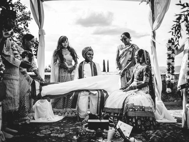 Il matrimonio di Sanjay e Trusha a Firenze, Firenze 20