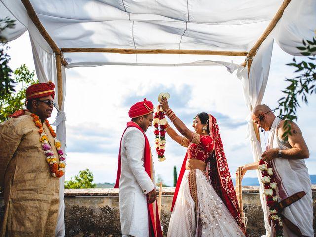 Il matrimonio di Sanjay e Trusha a Firenze, Firenze 21