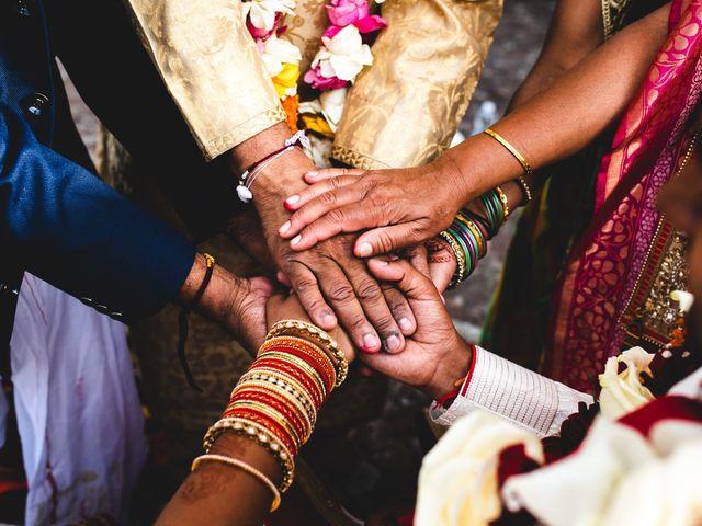 Il matrimonio di Sanjay e Trusha a Firenze, Firenze 23