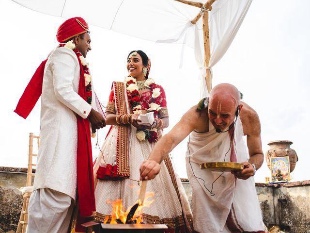 Il matrimonio di Sanjay e Trusha a Firenze, Firenze 24