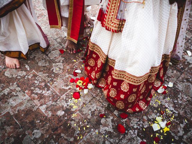 Il matrimonio di Sanjay e Trusha a Firenze, Firenze 25