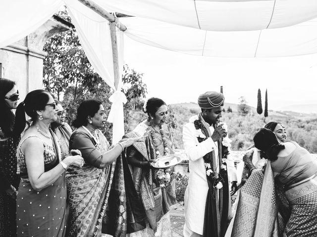 Il matrimonio di Sanjay e Trusha a Firenze, Firenze 28