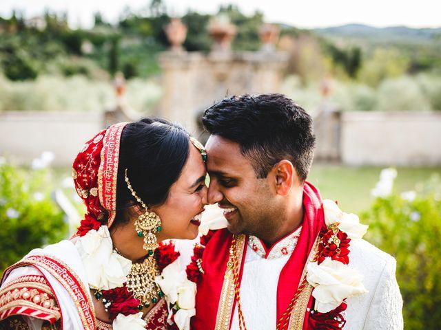 Il matrimonio di Sanjay e Trusha a Firenze, Firenze 32