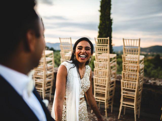 Il matrimonio di Sanjay e Trusha a Firenze, Firenze 36