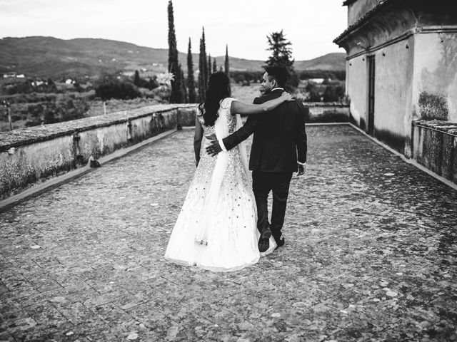 Il matrimonio di Sanjay e Trusha a Firenze, Firenze 37