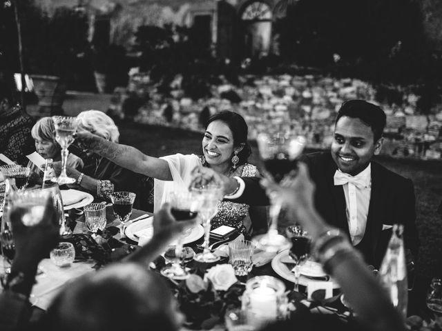 Il matrimonio di Sanjay e Trusha a Firenze, Firenze 44