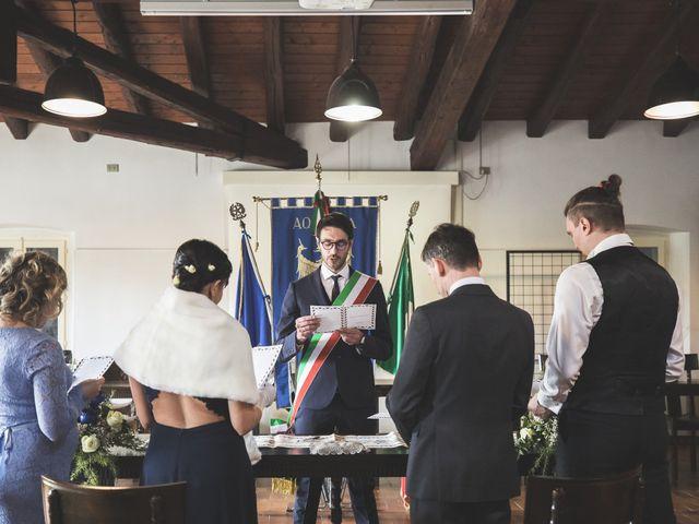 Il matrimonio di Stefano e Rosalynn a Aquileia, Udine 28
