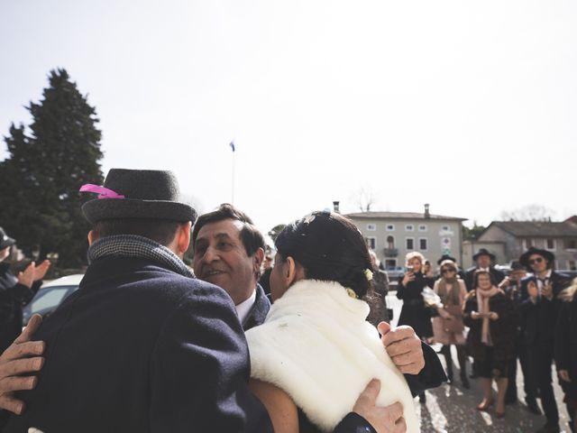 Il matrimonio di Stefano e Rosalynn a Aquileia, Udine 35