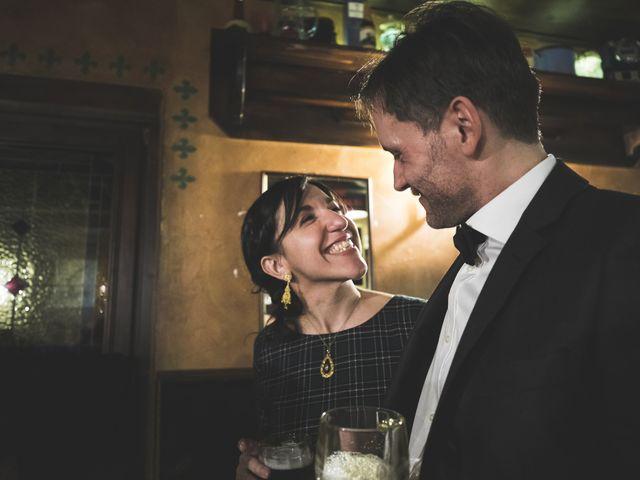Le nozze di Rosalynn e Stefano