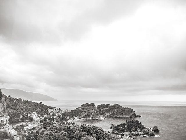 Il matrimonio di Daisy e Sergio a Taormina, Messina 3