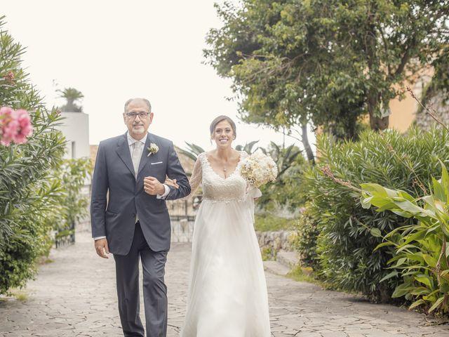 Il matrimonio di Daisy e Sergio a Taormina, Messina 12