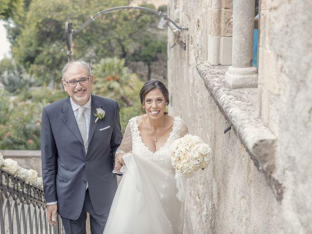 Il matrimonio di Daisy e Sergio a Taormina, Messina 13