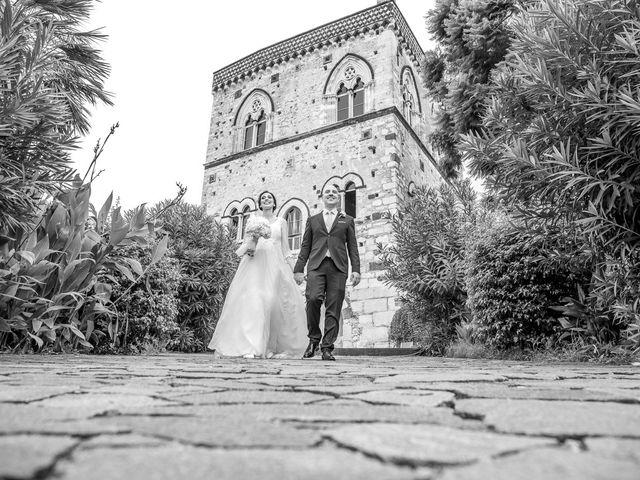 Il matrimonio di Daisy e Sergio a Taormina, Messina 19