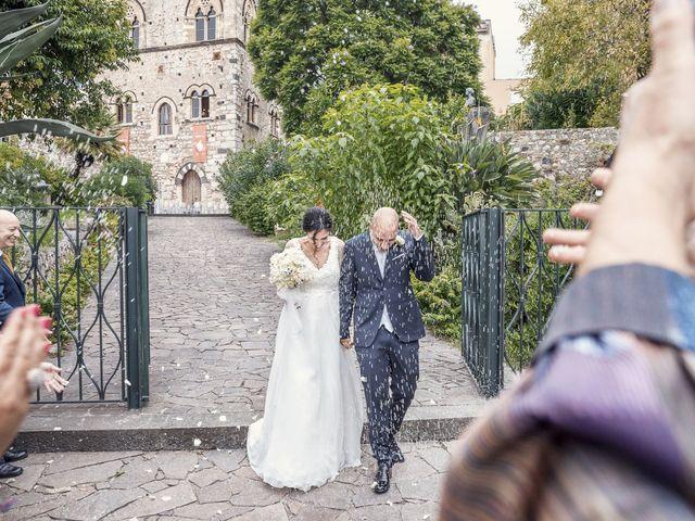 Il matrimonio di Daisy e Sergio a Taormina, Messina 21