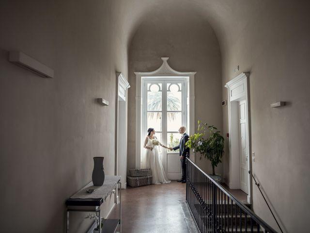 Il matrimonio di Daisy e Sergio a Taormina, Messina 23