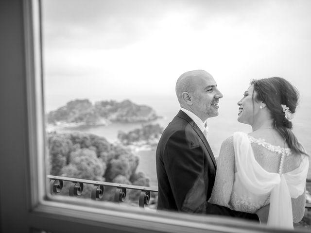 Il matrimonio di Daisy e Sergio a Taormina, Messina 25