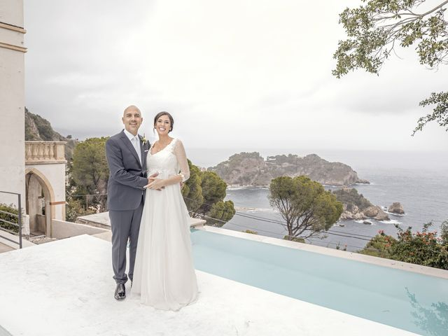 Il matrimonio di Daisy e Sergio a Taormina, Messina 27
