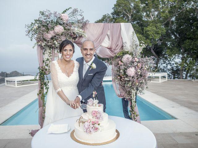 Il matrimonio di Daisy e Sergio a Taormina, Messina 35