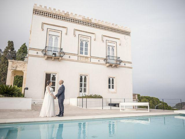 Il matrimonio di Daisy e Sergio a Taormina, Messina 37