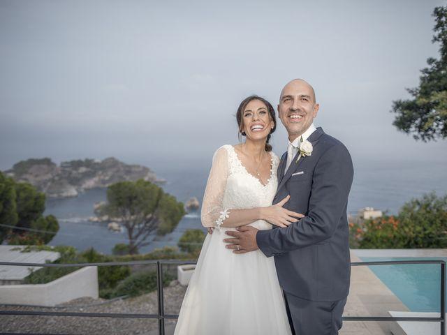 Il matrimonio di Daisy e Sergio a Taormina, Messina 2