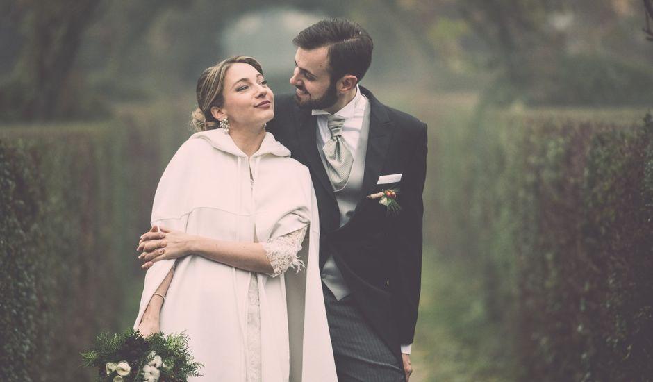 Il matrimonio di Matteo e Ludovica a Castello di Godego, Treviso