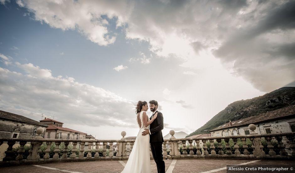 Il matrimonio di Pietro e Loredana a Cerreto Sannita, Benevento