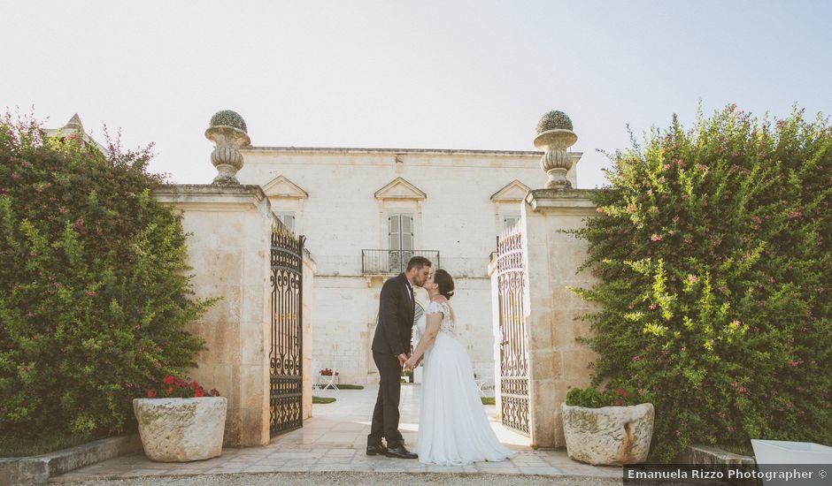 Il matrimonio di Flavio e Francesca a Brindisi, Brindisi