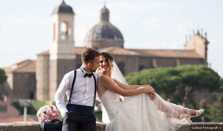 Il matrimonio di Daniele e Alessandra a Viterbo, Viterbo