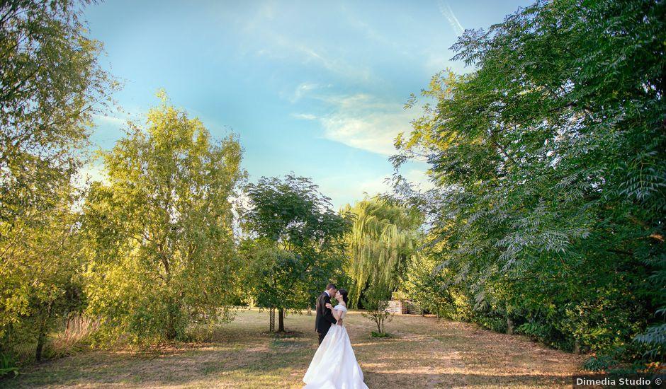 Il matrimonio di Michele e Sofia a Cesenatico, Forlì-Cesena