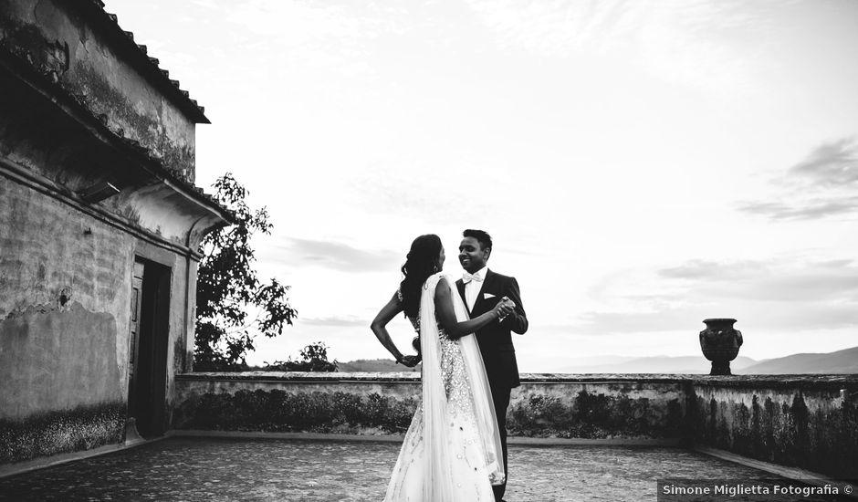 Il matrimonio di Sanjay e Trusha a Firenze, Firenze