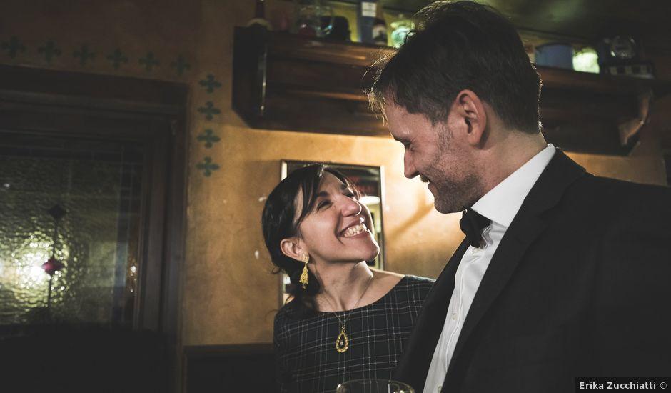 Il matrimonio di Stefano e Rosalynn a Aquileia, Udine