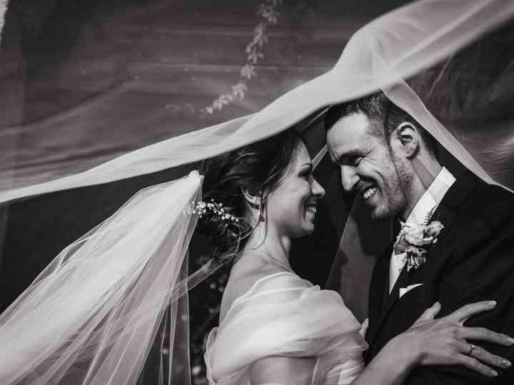 Le nozze di Giulia e Cristian