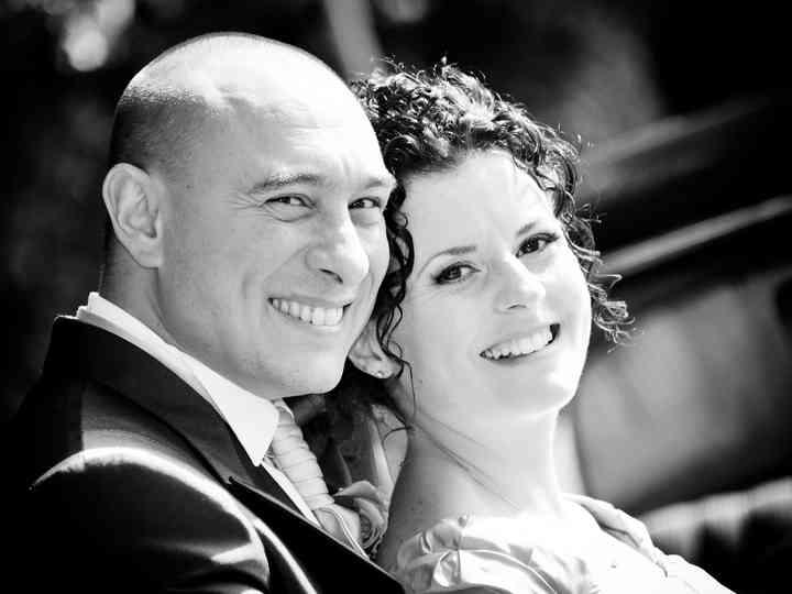 le nozze di Arianna e Pasquale