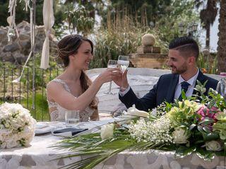 Le nozze di Ilaria e Santo 1