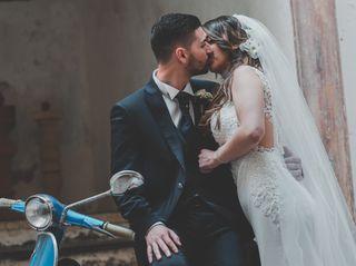Le nozze di Ilaria e Santo