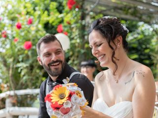 Le nozze di Rosa e Norberto