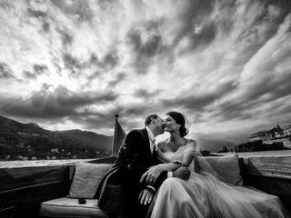 Le nozze di Luciana e Michele