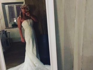 Le nozze di Ilaria  e Nicholas 1