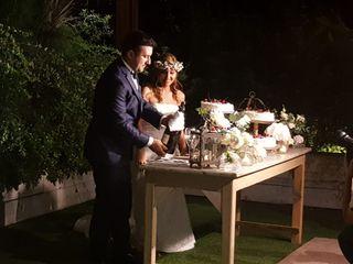 Le nozze di Ilaria  e Nicholas