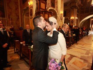 Le nozze di Mariarosaria e Virgilio